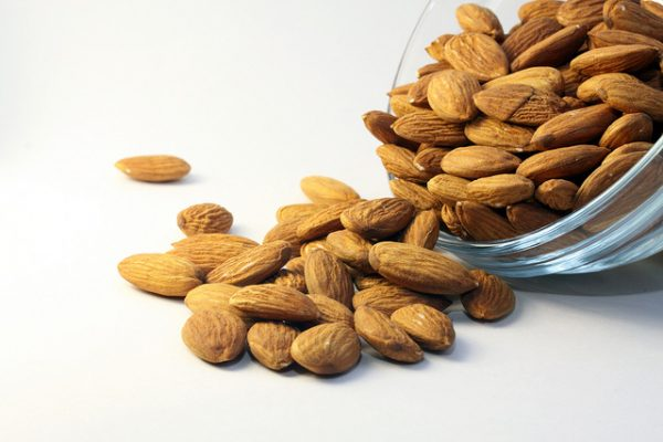 almonds snack
