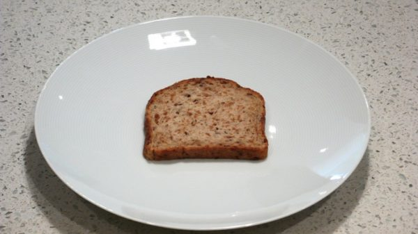 1 slice bread