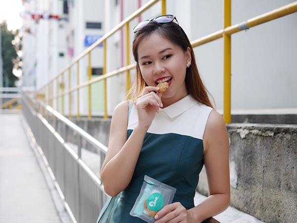 Singapore influencer Celine