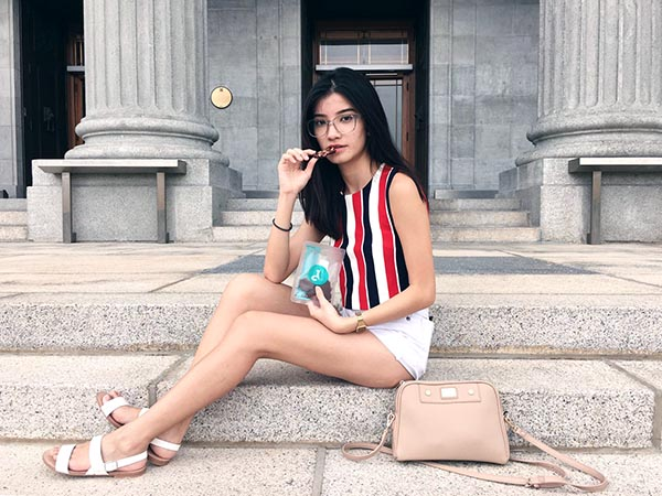 Singapore influencers Sherilyn