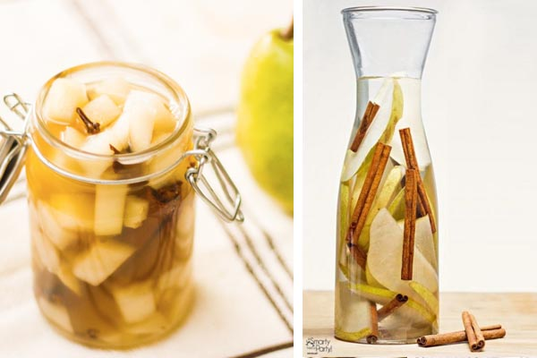 pear cinnamon ginger