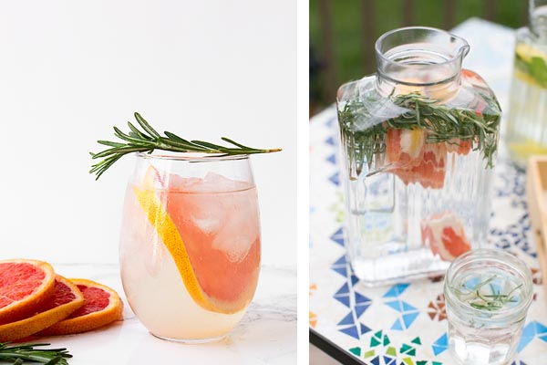rosemary grapefruit