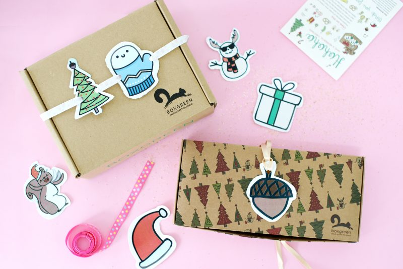 Free Christmas gift tags download