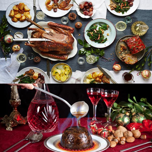 Picture Credits Mirrorcouk Lifestyle Family Christmas Dinner Nadia Sawalhas Timetable 1488371