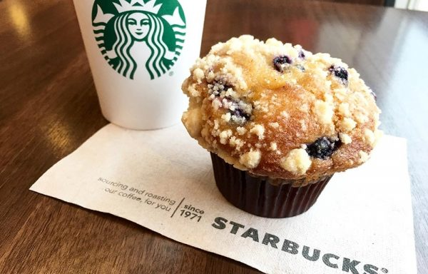 starbucks muffin