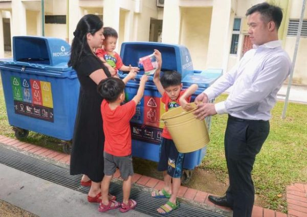 recycling in singapore