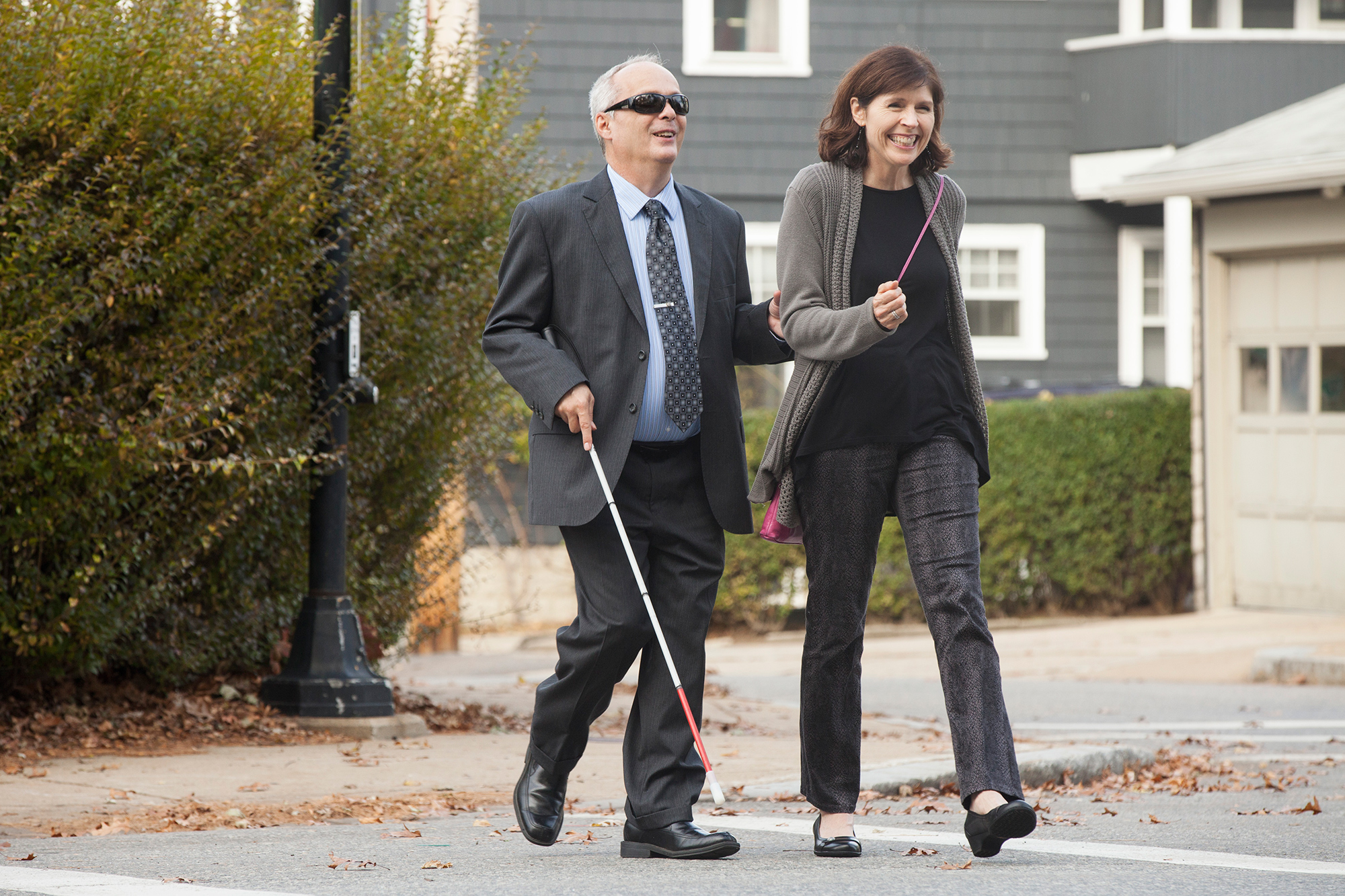 dating a visually impaired person The american council of the blind strives to increase the independence, security,  equality of opportunity, and quality of life for all blind and visually impaired.