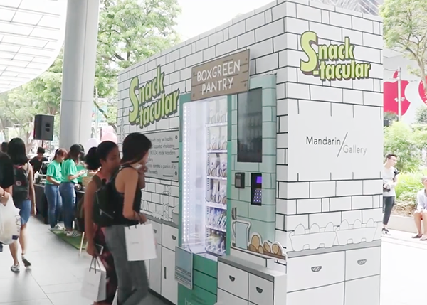 boxgreen vending machine
